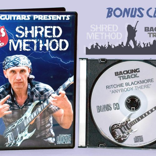 shred+bonus